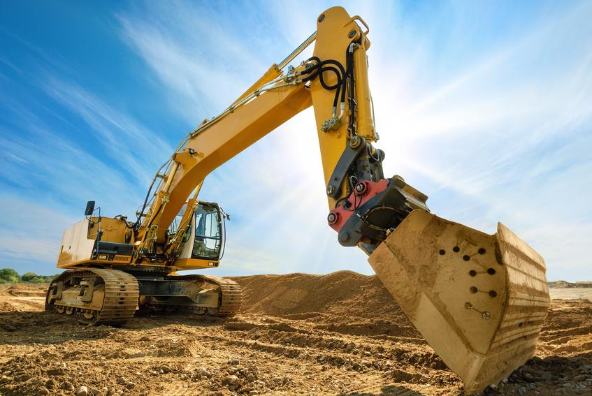 Ubezpieczenie maszyn budowlanych
